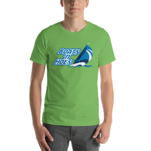Boats And Ho*s T-Shirt - iGAME Clothing