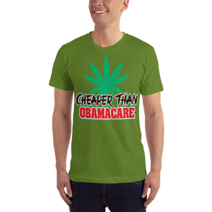 Cheaper Than Obamacare T-Shirt - iGAME Clothing