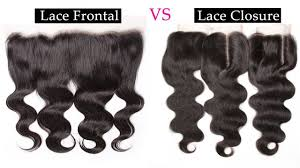 What's The Difference Between A Lace Frontal And A Lace Closure