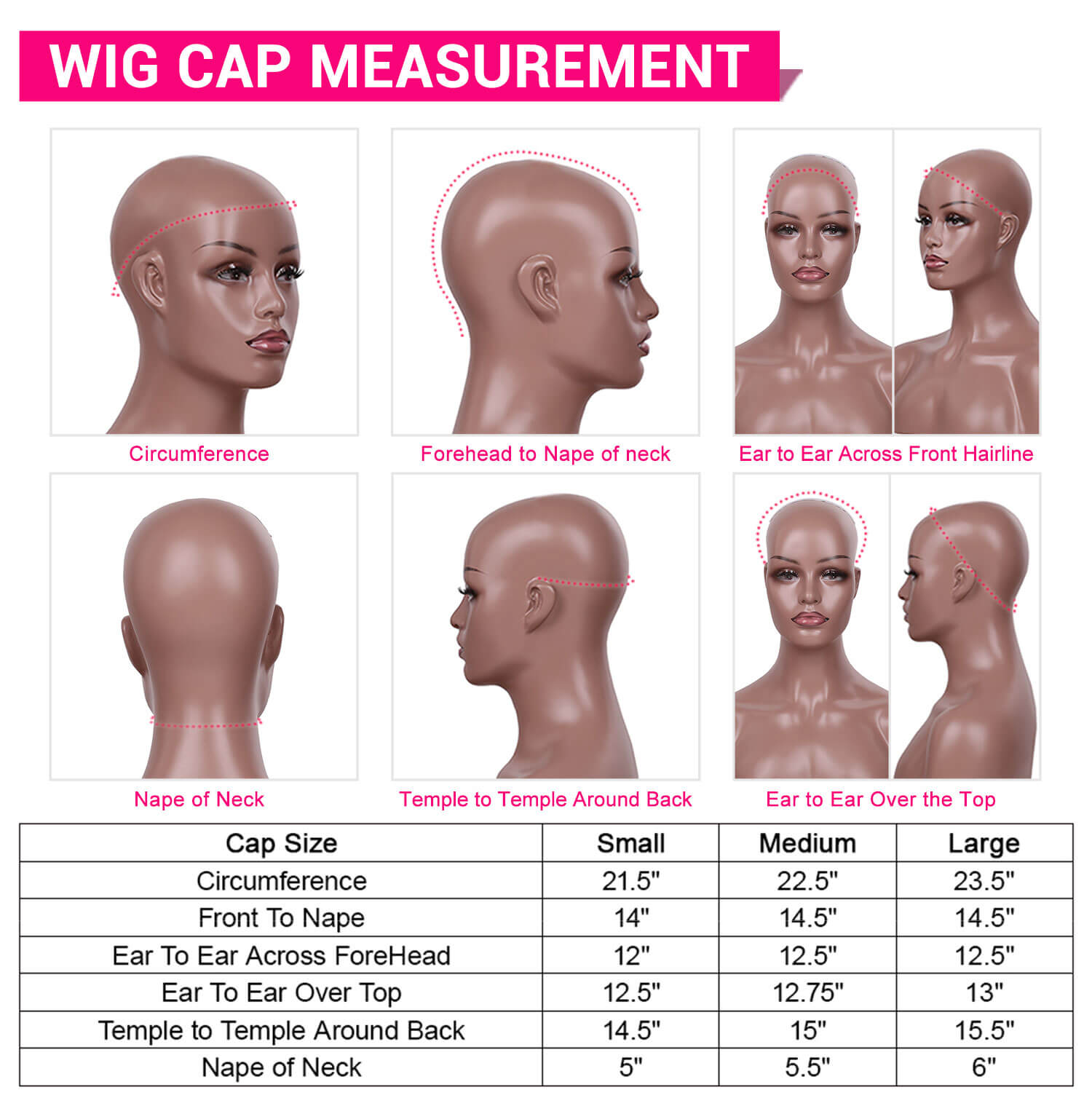 Peruvian Body Wave Lace Front Wigs-6