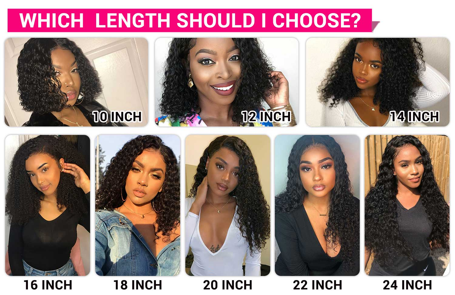 Malaysian Curly Lace Front Human Hair Wigs-5
