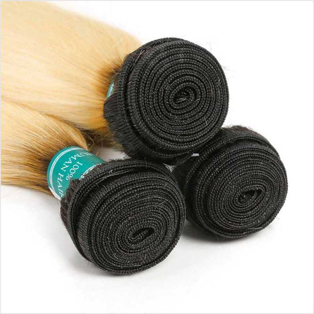 Brazilian Straight Hair Bundles-8