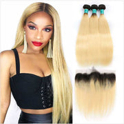 Brazilian Straight Hair Bundles-4