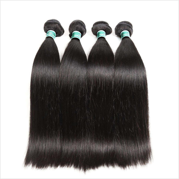 Brazilian Straight Human Hair 4 Bundles-15