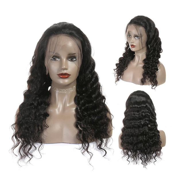 Loose Wave Lace Wigs-7