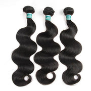 Ali Grace Body Wave Bundles With 6x6 Closure Hair Bundles With Lace Closure 10a Grade Human Hair With Closure