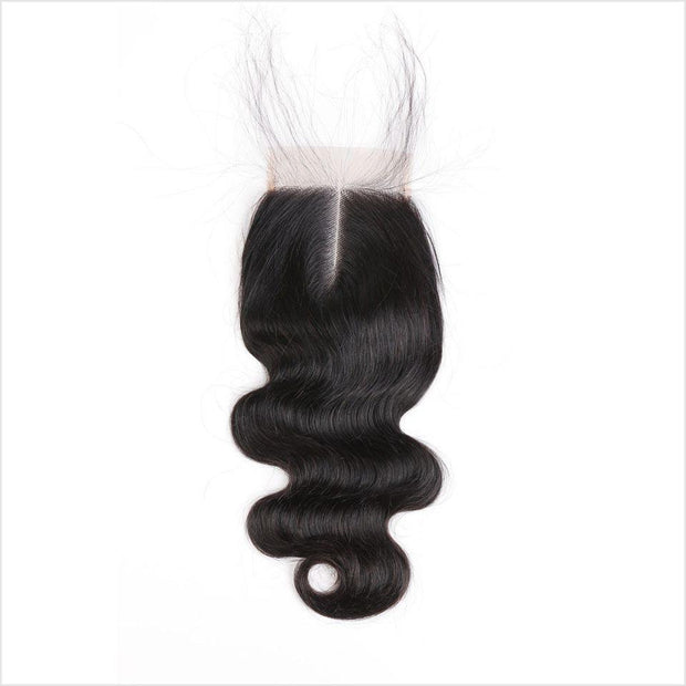Natural Color Remy Human Hair Wigs-1