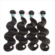 Virgin Human Hair 4 Bundles-4