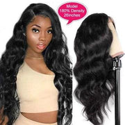 Blonde Body Wave Human Hair With 13*4 Frontal 100% Unprocessed Virgin Human Hair With Closure Frontal
