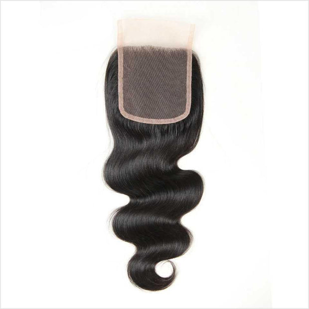 Body Wave 4x4 Lace Closure-1