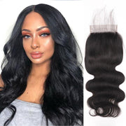 Malaysian Body Wave 5*5 Lace Closure