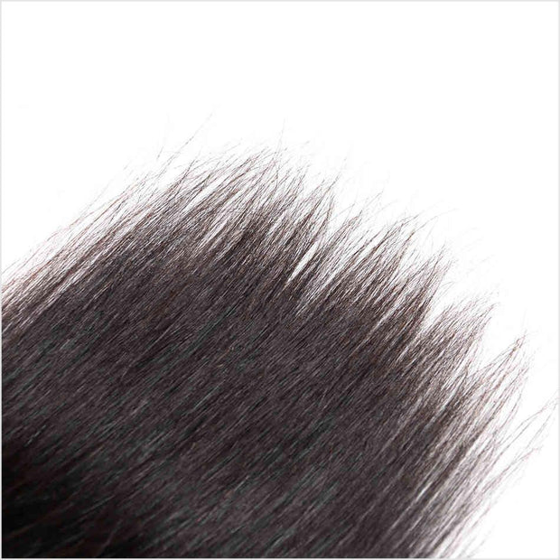 Brazilian Straight 5x5 Closure Natural Color Suit Your Skin 100% Unprocessed Human Hair Lace Closure