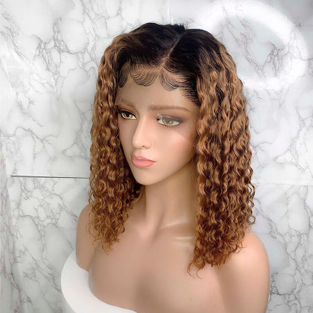 lace Frontal Human Hair Wigs-11