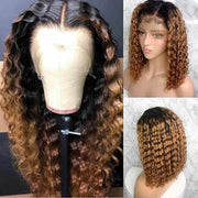 lace Frontal Human Hair Wigs-10