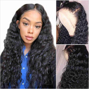 Deep Wave Glueless Full Lace Wigs-7