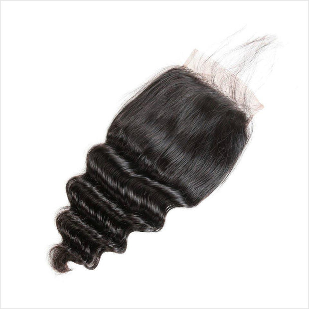Malaysian Loose Wave 5*5 Lace Closure-5