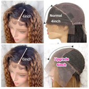lace Frontal Human Hair Wigs-14