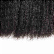 Kinky Straight Human Hair 4 Bundles-12