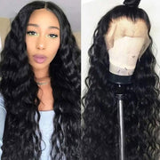 Ali Grace Pre-plucked Loose Wave Human Hair Lace Wigs 12A Grade Virgin Human Hair Wigs Glueless Full Lace Wigs Full Lace Wigs AliGrace