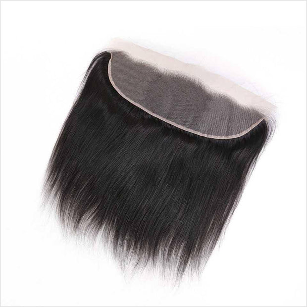 Peruvian Straight Hair 13*4 Lace Frontal-2