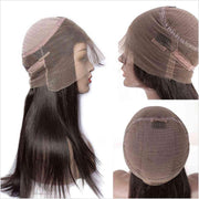 Full Lace Wigs Straight Human Hair Wigs-11