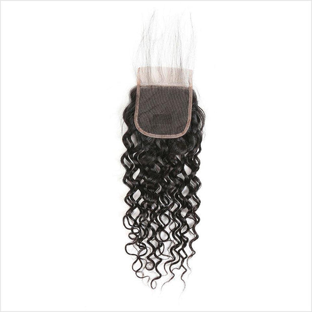 Water Wave 4x4 Lace Closure-2