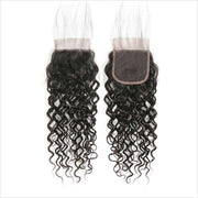 Water Wave 4x4 Lace Closure-1