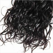 Water Wave 4 Bundles Human Hair Wigs-8