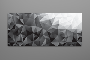 [Group-buy] Crystalline Deskmat - Obsidian