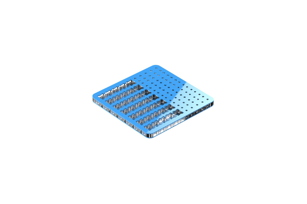 KBDfans Lube Station - Blue