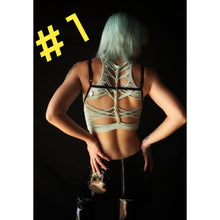 Load image into Gallery viewer, Fiber Optic Elastic Chest Harness