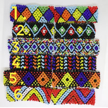 Load image into Gallery viewer, Bohemian Beaded Elastic Colorful Bracelets