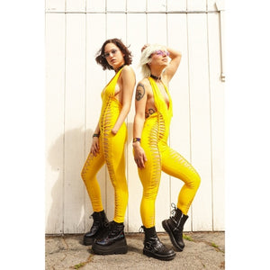 Chill Bill Cotton Spandex Catsuit