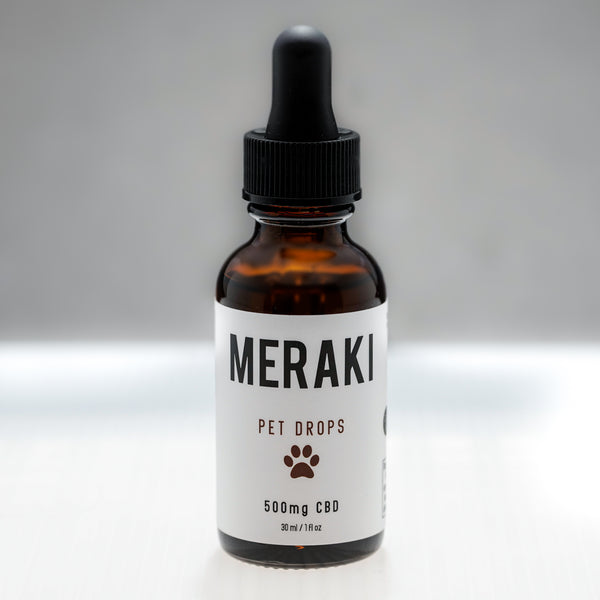 CBD For Pets | Meraki CBD