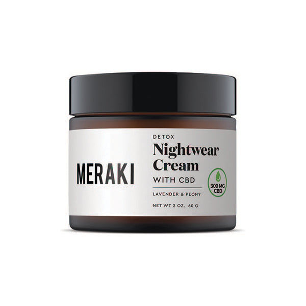CBD Night Cream | Meraki CBD