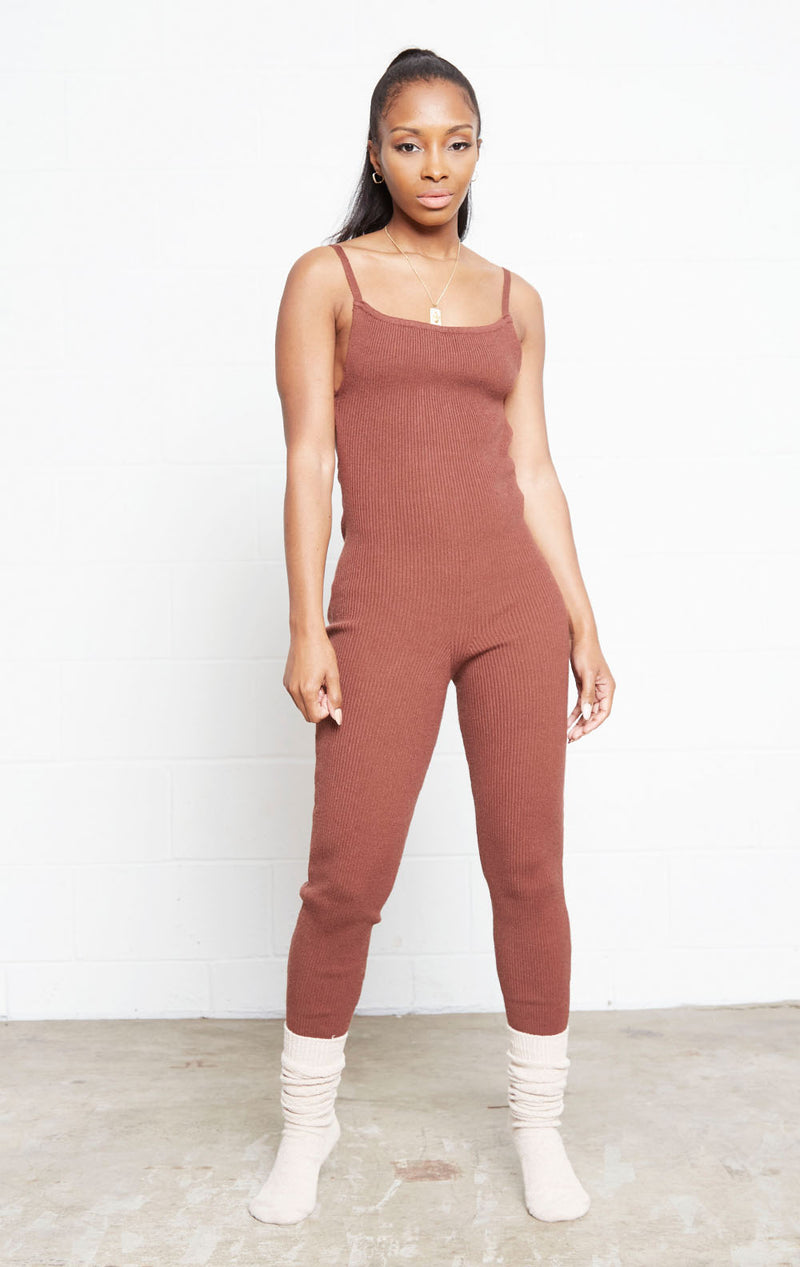COCO CUT OUT BACK JUMPSUIT