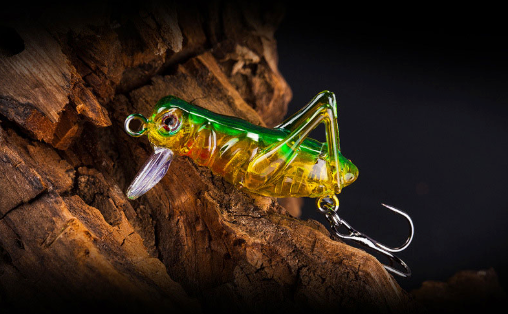 Locust Artificial Floating Lure