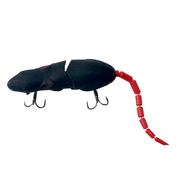 Artificial Plastic Mouse Lure