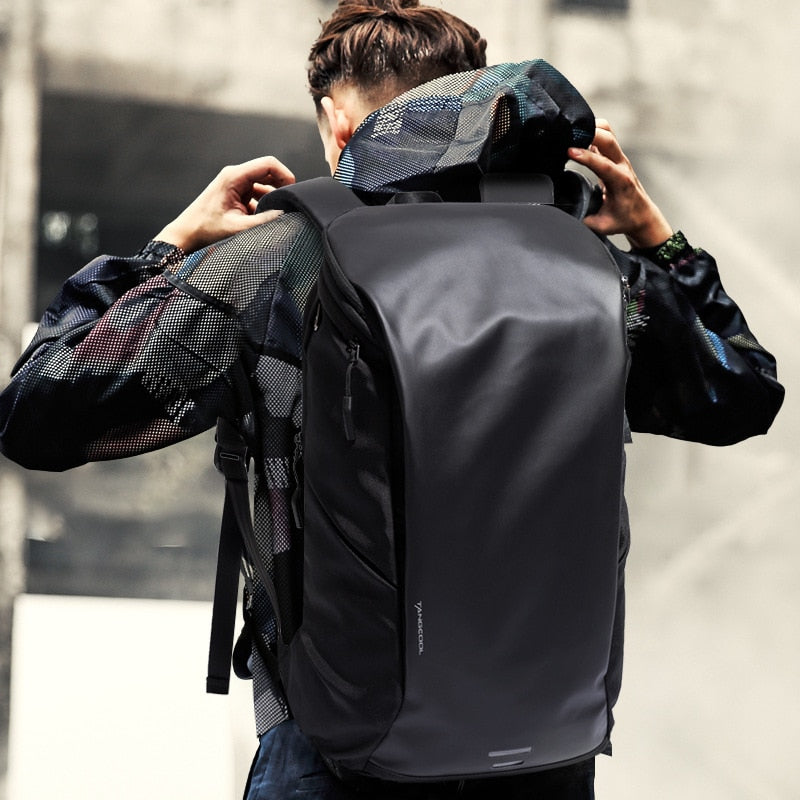 Multi-functional Waterproof Men's Travel Backpack