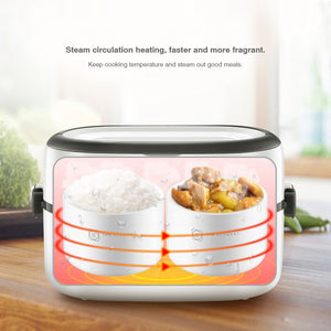Multi-function Steam Heat Electric Rice Cooker