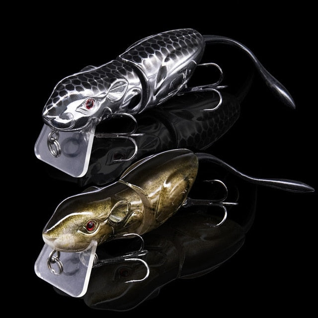 Topwater Fishing Lure Rat  6cm 10g