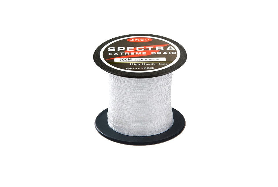 AKPro Super Strong Braided Line 300m - White