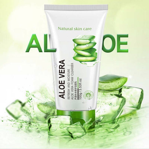 Aloe Vera Acne Soothing Cleaner