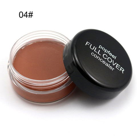 Hig Nice Full Coverage Cream Concealing Foundation