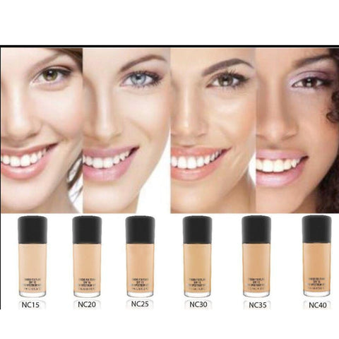 Face Makeup Fluid Foundation Make Up