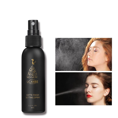 50ml Cosmetic Natural Setting Spray Makeup