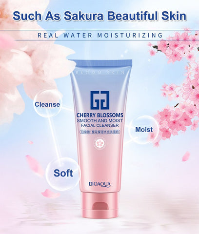 BIOAQUA Cherry Blossoms Moisturizing