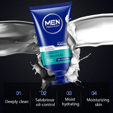 Men Fresh Hydra Cleanser Oil Control