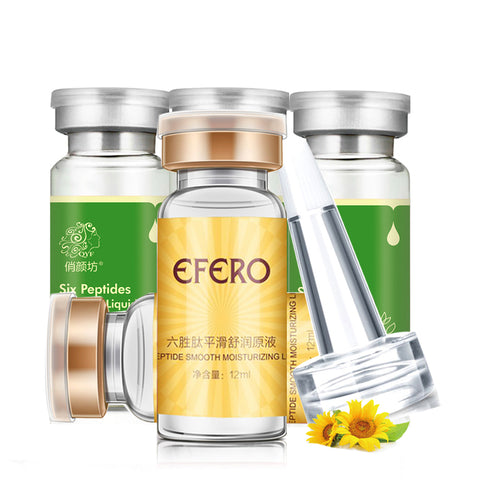 5Pcs Argireline Serum for Face Cream