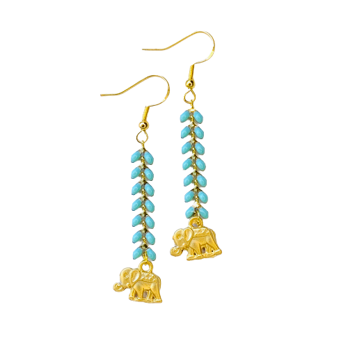 Trunk Up Vibes Earrings